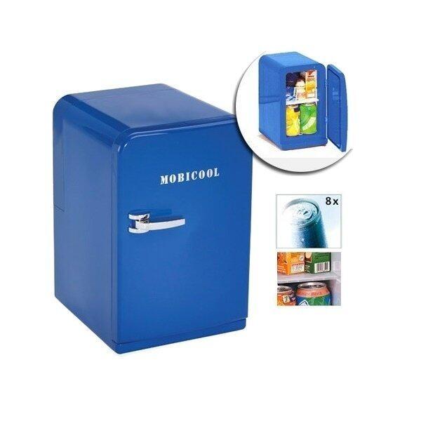 Mobicool F05 Mini Portable Fridge 5L (Blue)+1 Year Mobicool Warranty