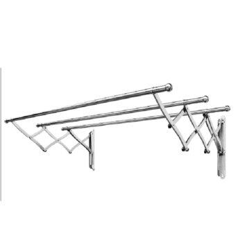 Wall Cloth Hanger mocha mch80020 stainless steel cloth hanger (wall mounted
