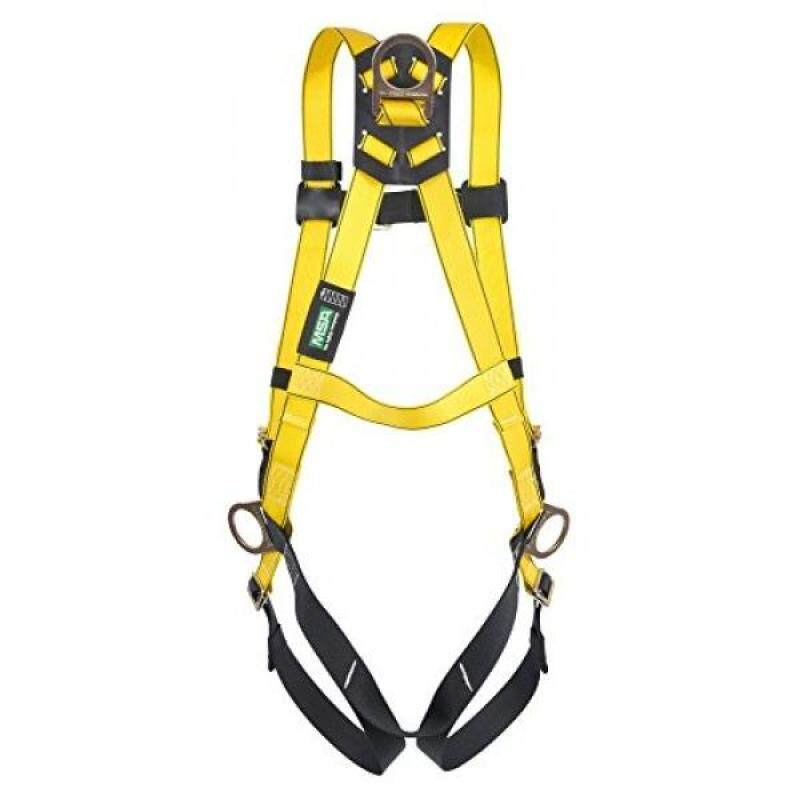 MSA Safety tyle 3-D Harness Vest, Standard Size