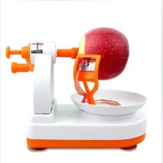 Multifunctional Fruit Vegetable Tools Manual Apple Fruit Peeler White Manually Peeler Peeling Machine Kitchen Accessories