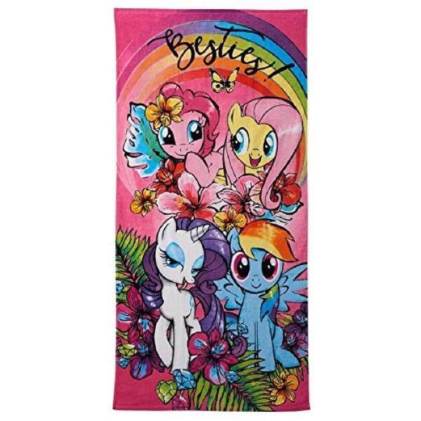 My Little Pony Beach Towel Girls Besties Friends 28 x 58 - intl