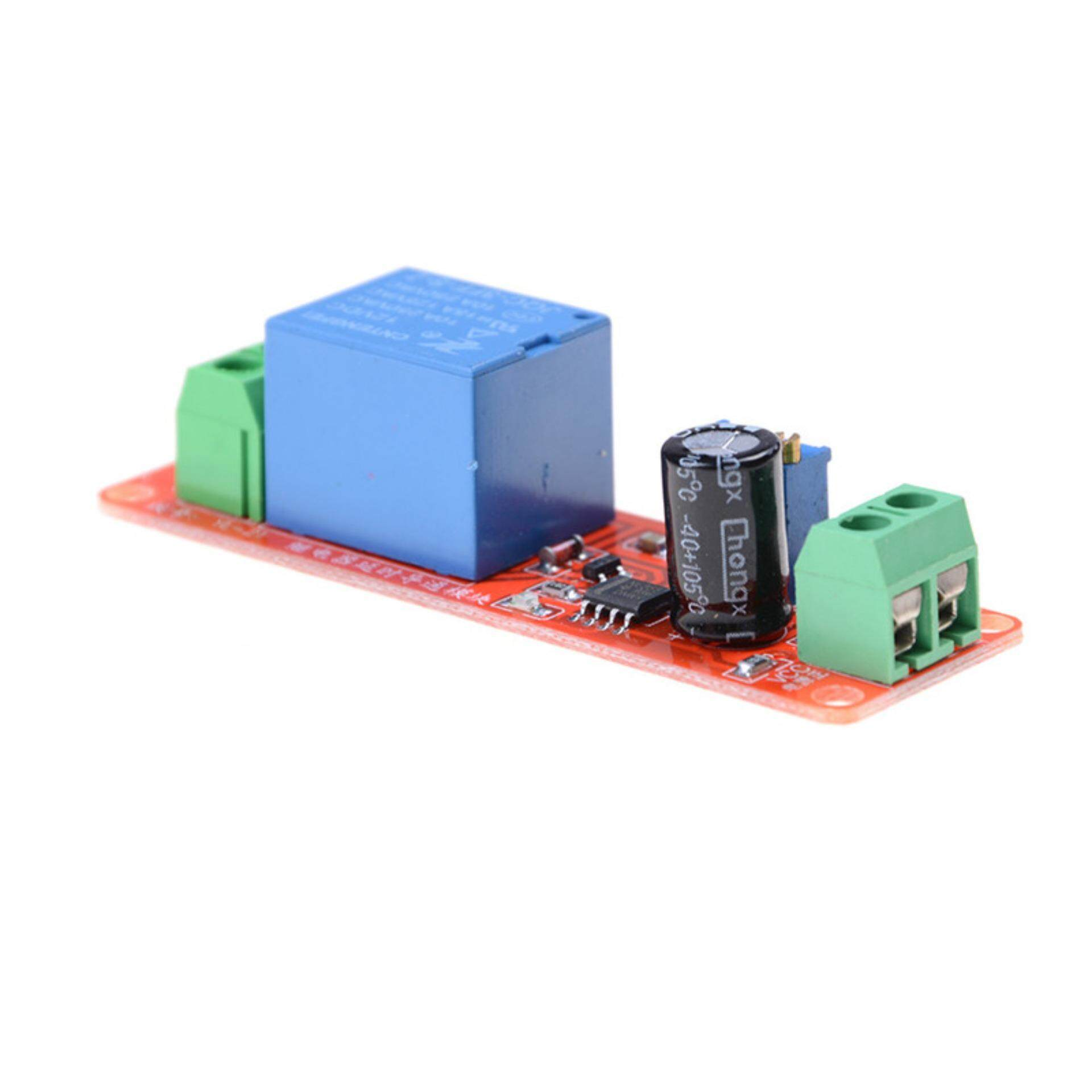 12v Display Automation Digital Delay Timer Control Switch Relay Philippines Ac 110 250v Source Ne555 Dc Shield Adjustable Module Intl