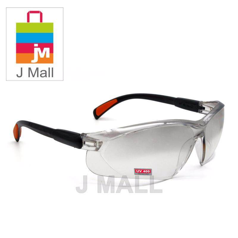 Buy New Safety Eye Protection PPE Glasses Goggle Spec (208-3) Reflective Clear Malaysia