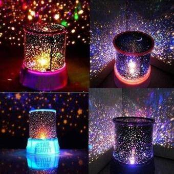 New style Cosmos light lamp Romantic Star Master Sky Night CosmosProjector Light Lamp Gift