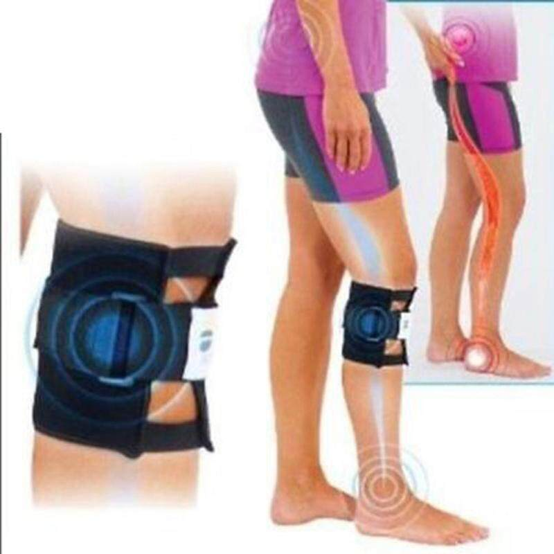 Buy New Useful Knee Leg Brace Back Acupressure Support Sciatic Nerve Health Care Malaysia