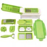 (RAYA 2019) Nicer Dicer: Precision Food Chopper with Interchangeable Blades
