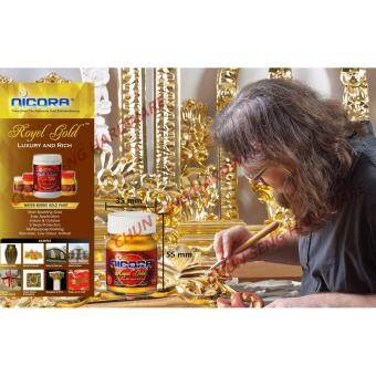 Harga NICORA ROYAL GOLD PAINT WATER-BORNE (30 gram)