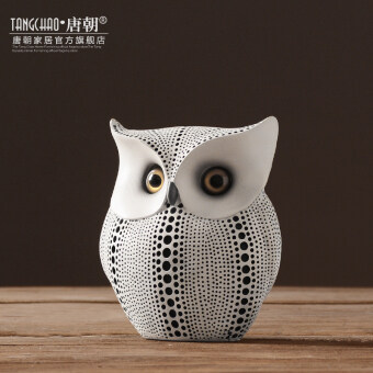 Harga Nordic modern minimalist home furnishing office decorationfurnishings soft resin creative crafts owl