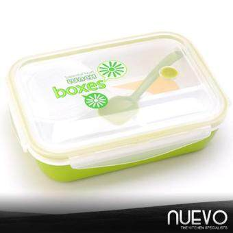 Harga Nuevo 3+1 Lunch Box Kids Bento Lunch Box Picnic Lunch Container