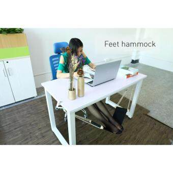 OHSEM Office Leg Rest / Desk Hammock/ Desk Foot Rest Hammock / Under Desk  Foot Rest Pregnancy / Elevate Feet ...
