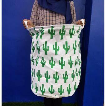 OHSEM Waterproof Laundry Bag / Laundry Basket / Fabric Laundry Hamper