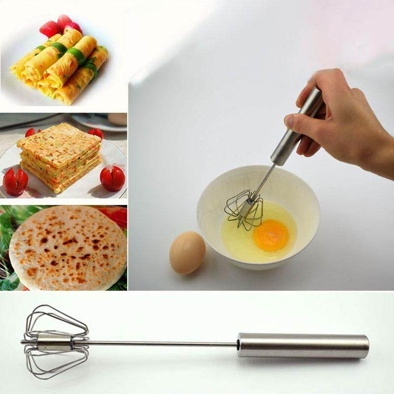 Oscar Store Practical High quality Hot Sell Egg Whisk Manual Beater Kitchen Tool .