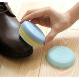 OSUKI Portable Shoe Polisher Sponge (Blue)