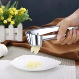 OSUKI Stainless Steel Easy Fine Garlic Crusher