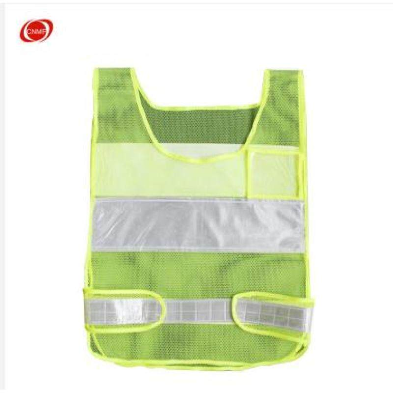 Buy Outdoor riding traffic sanitation work number brand reflective vest Malaysia