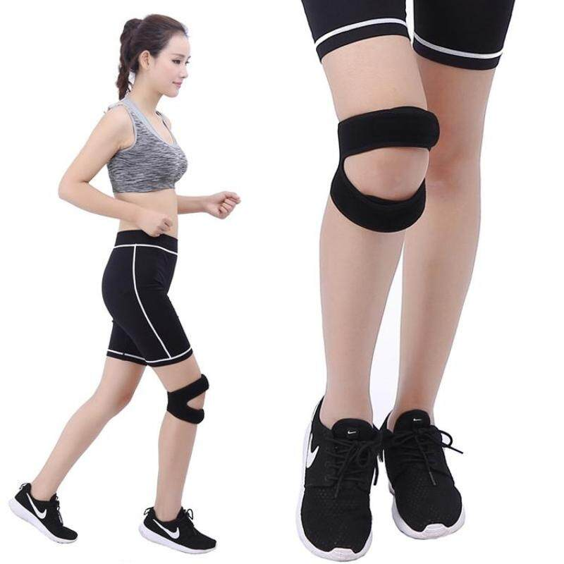 Outdoors Sports Imitation OK Open Type X Compound Pressure Knee Support Guards