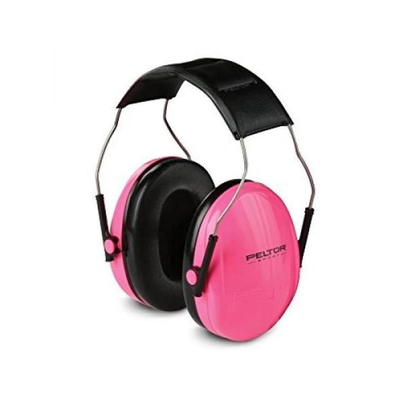 Buy Peltor Sport Earmuffs, Pink, , 1/Pack Malaysia