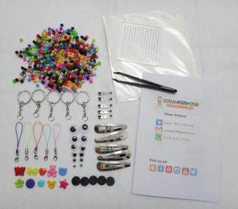 Harga Perler beads pixel craft pack