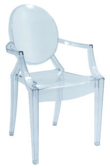 Philippe Starck Louis Ghost Armchair Transparent Lazada Malaysia