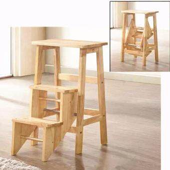 Harga PJY 558 Step Chair (Natural)