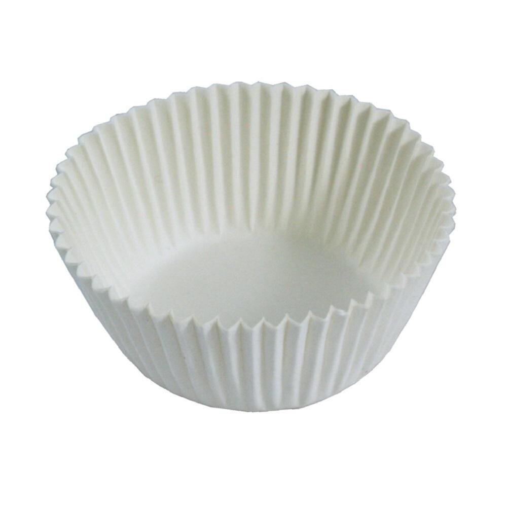 Plain Paper Cookie Cup (250 pcs) - 11cm
