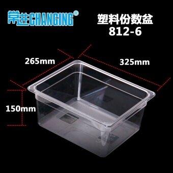 Plastic transparent copies of copies basin cover copies of copies Plate