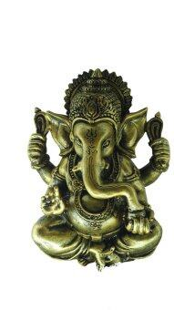 Harga PolyResin Golden Color Ganesha A