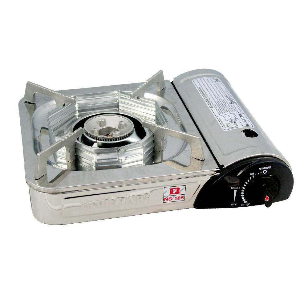 Portable Gas Stove Stainless Steel