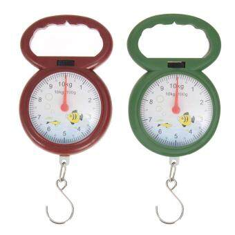 Harga Portable Numeral Pointer Spring Balance Hanging Scale