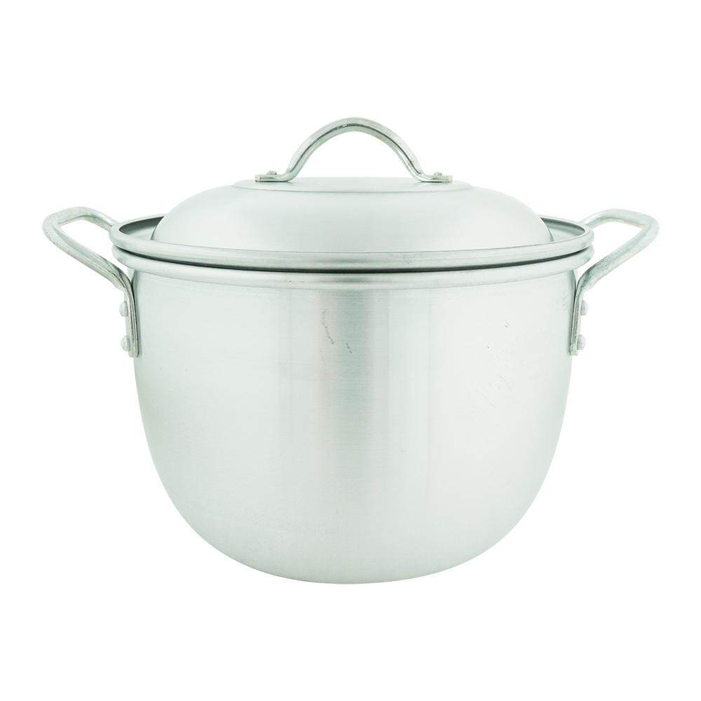 Pot Aluminium With Double Handle - 26cm