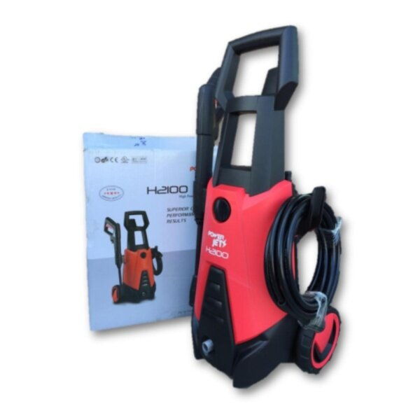 PowerJet H2100 1400W 120Bar High Pressure Cleaner Washer (Designed In Germany)