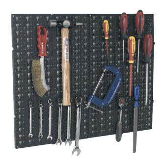 (Pre-order) Sealey Composite Pegboard 2pc Model: S0765