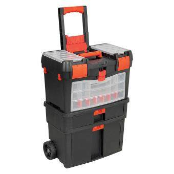 (Pre-order) Sealey Mobile Tool Chest with Tote Tray & Removable Assortment Box Model: AP850