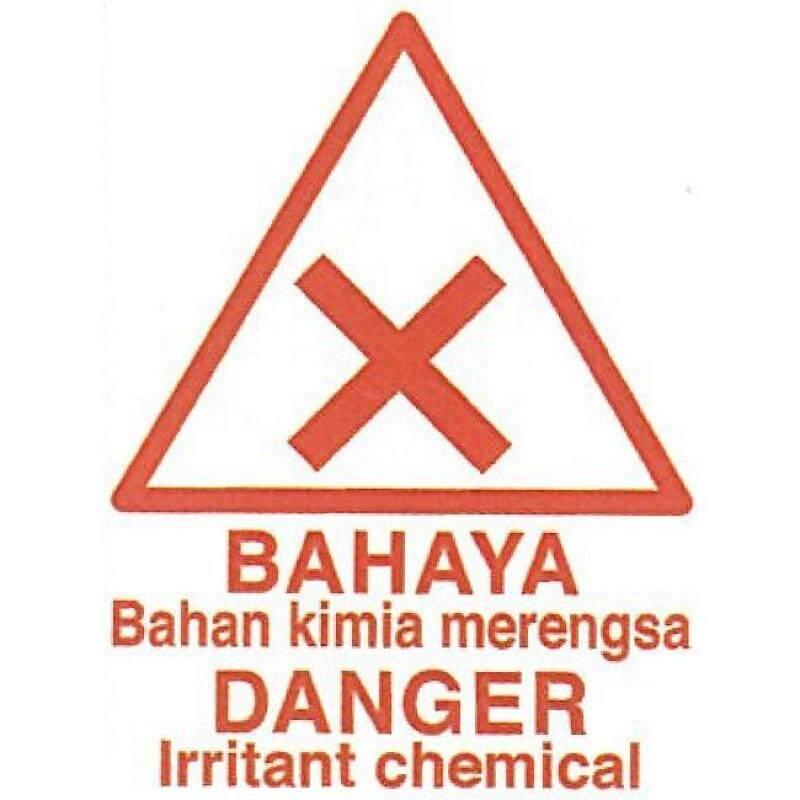 (PRE ORDER) US-2404 BAHAYA BAHAN KIMIA MEMUDARATKAN (21 DAYS)