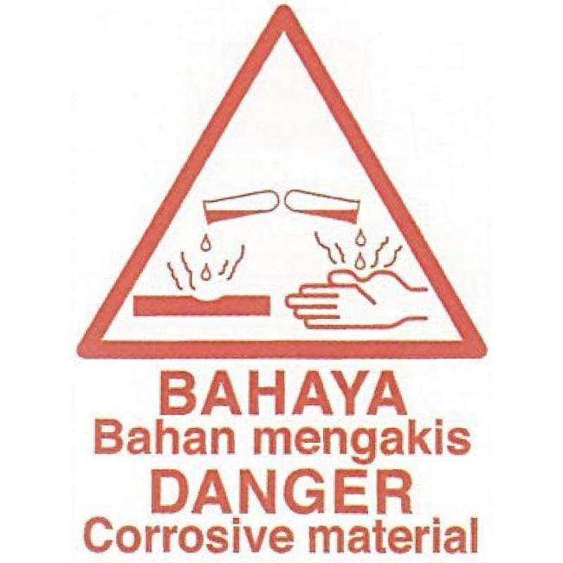 (PRE ORDER) US-2405 BAHAYA BAHAN MENGAKIS (21 DAYS)