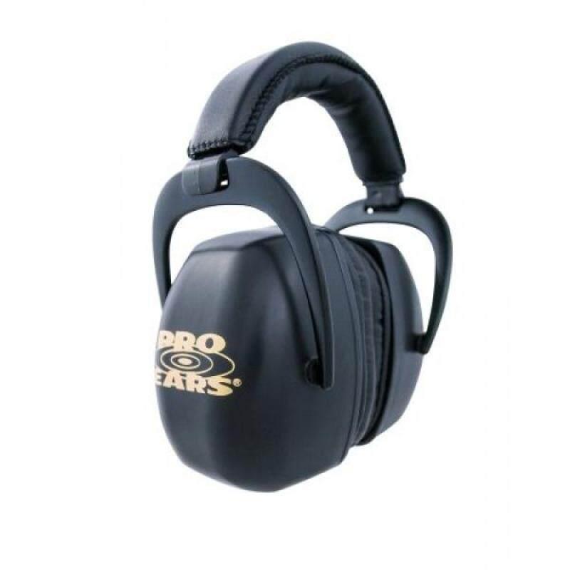 Buy Pro Ears - Ultra Pro - Hearing Protection - NRR 30 - Shooting Range Ear Muffs - Black Malaysia