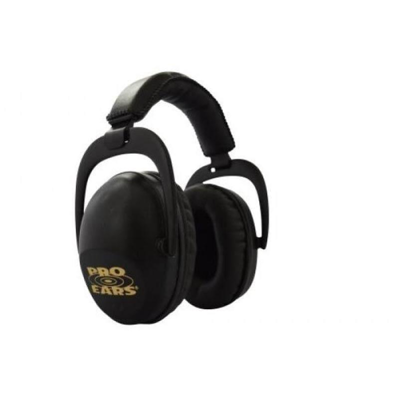 Buy Pro Ears - Ultra Sleek - Hearing Protection - NRR 26 - Ear Muffs - Black Malaysia