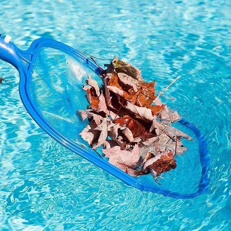 ซื้อ Professional Leaf Rake Mesh Frame Net Skimmer Cleaner Swimming Pool Spa Tool Intl Unbranded Generic