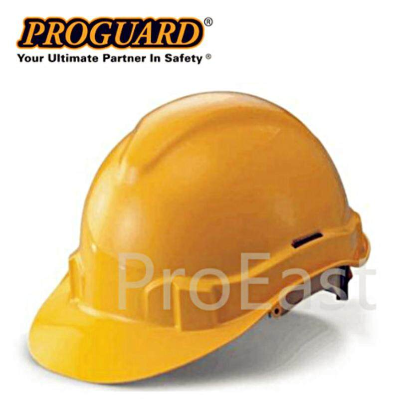 Buy Proguard HG1-PHSL Advantage Safety Helmet Yellow (Sirim Certified) Malaysia