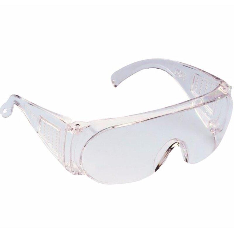 Buy Protector Ultralite Clear Wraparound Safety Glasses - EyeShields Safety Glasses Malaysia