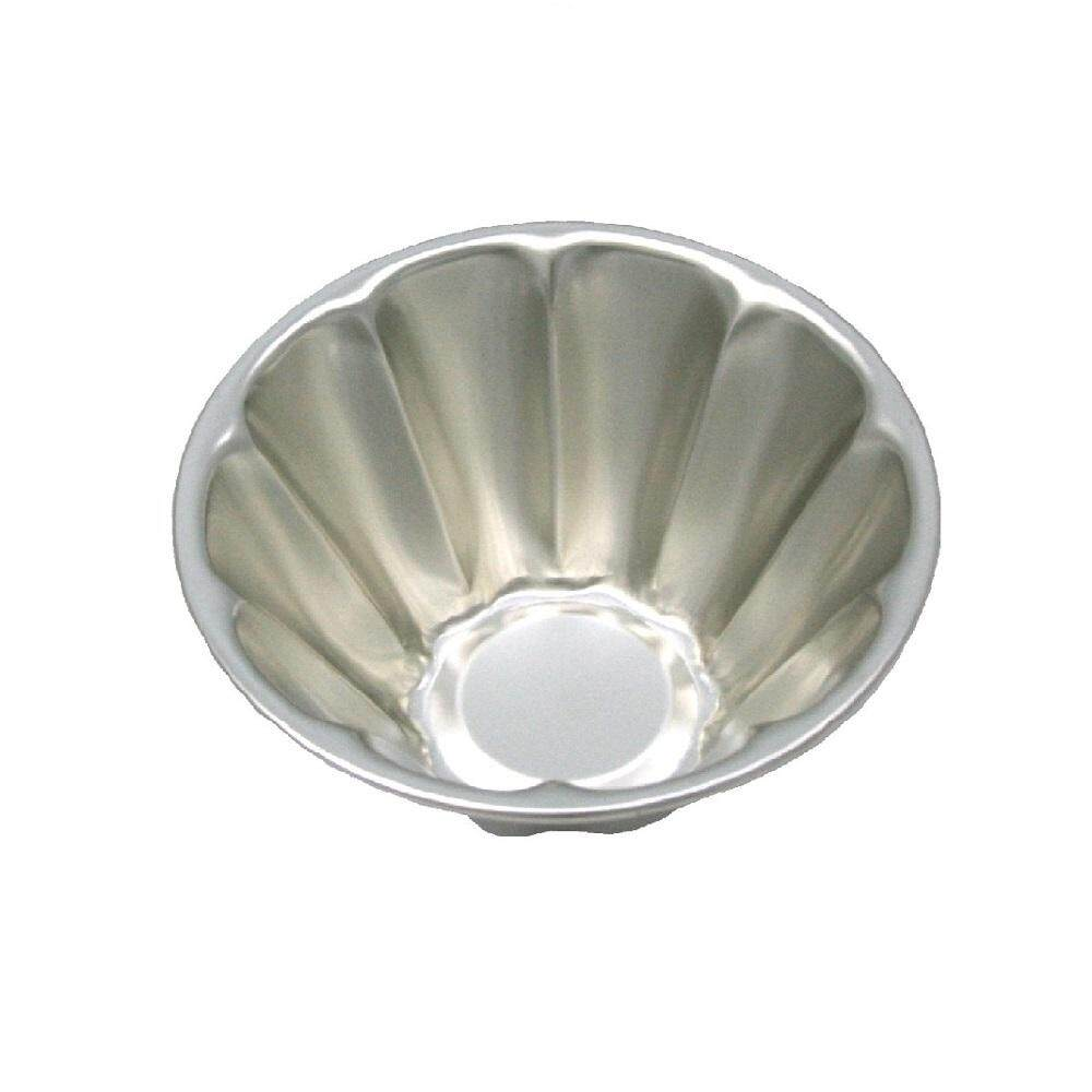 Professional Pudding Jelly Cup Stainless Steel 100% Original Japan - Design B