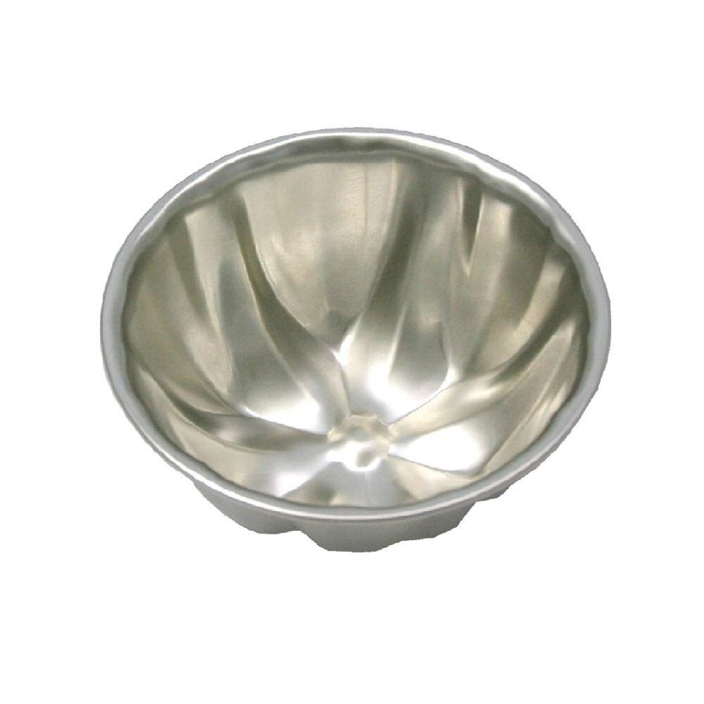 Professional Pudding Jelly Cup Stainless Steel 100% Original Japan - Design C