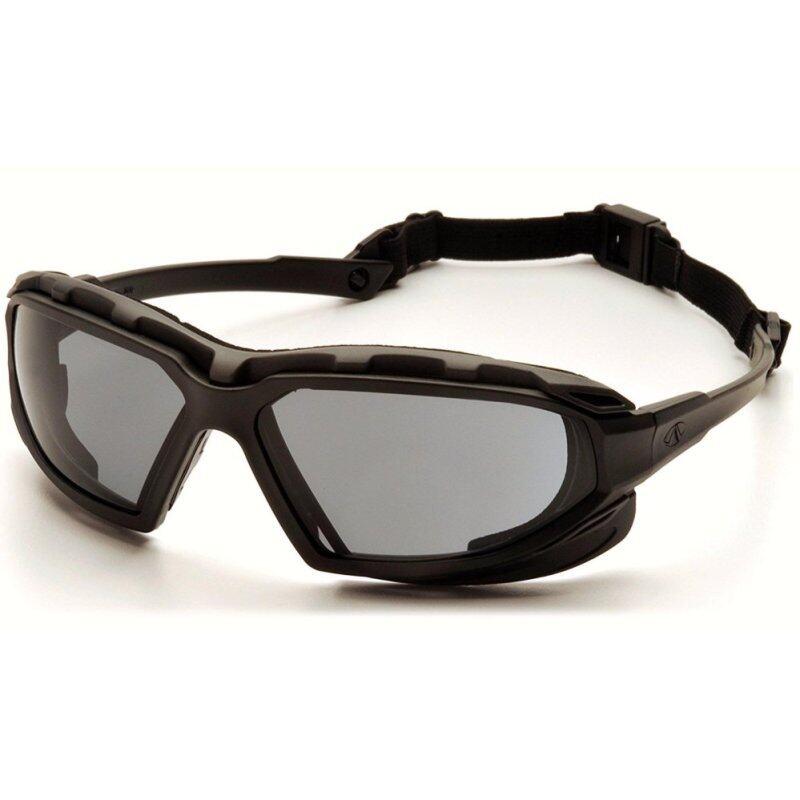 Buy Pyramex Highlander XP Safety Eyewear, Black-Gray Frame/Gray Anti-Fog Lens Malaysia