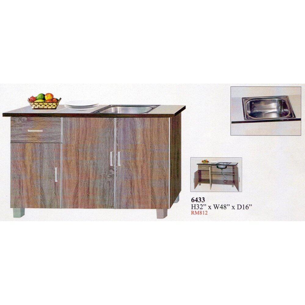 Ready-Fixed 4-Feet Kitchen ...