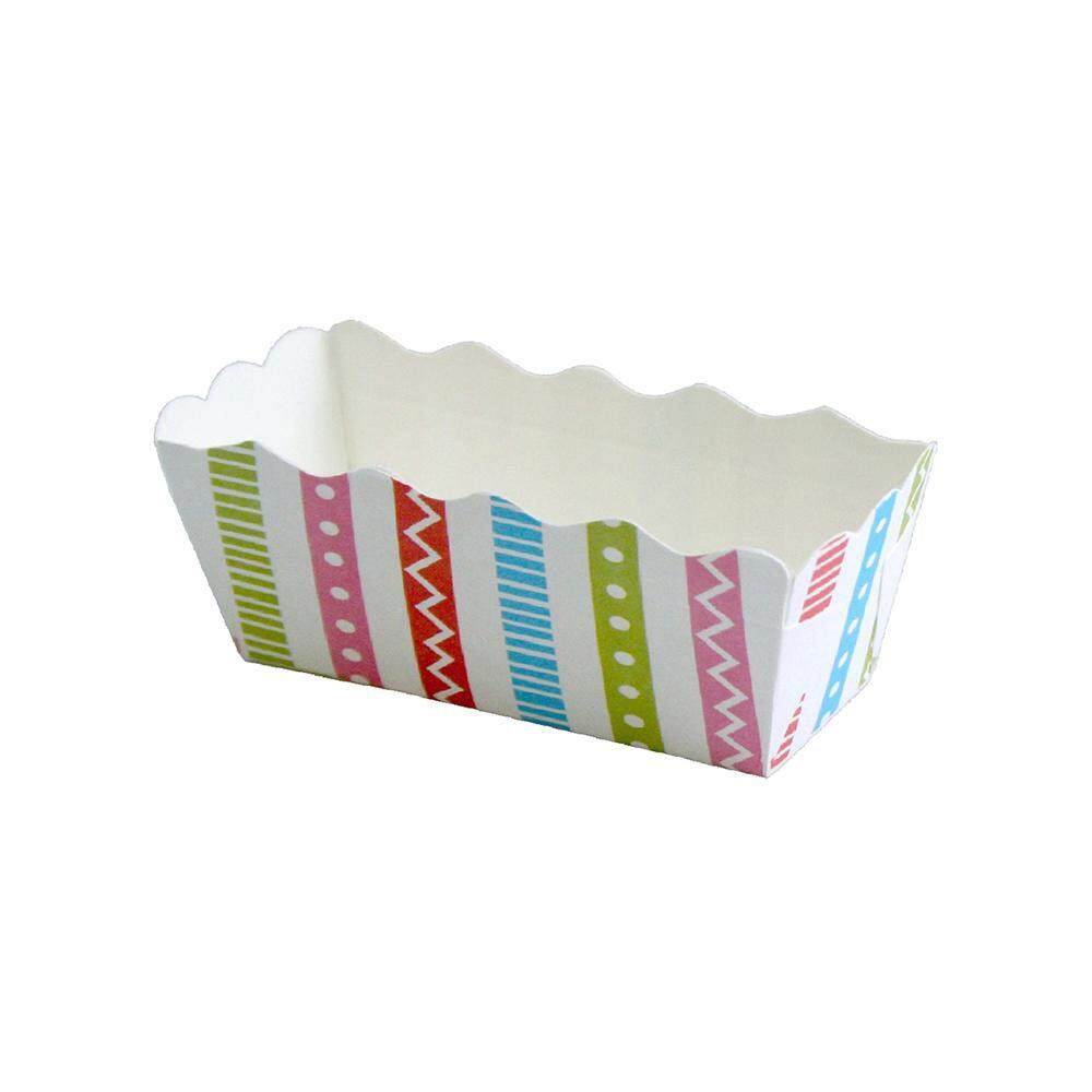 Rectangle Muffin Cup (50PCS)