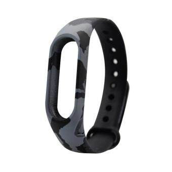 Replacement Silica Gel Wristband Band Strap For Xiaomi Mi Band 2 Bracelet Y