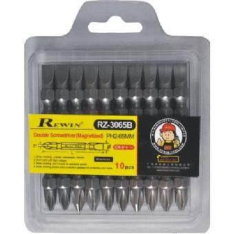REWIN RZ3065BL SCREWDRIVER BITS PH2 X 65MM X 6.35MM ( 1PC ) (+ -