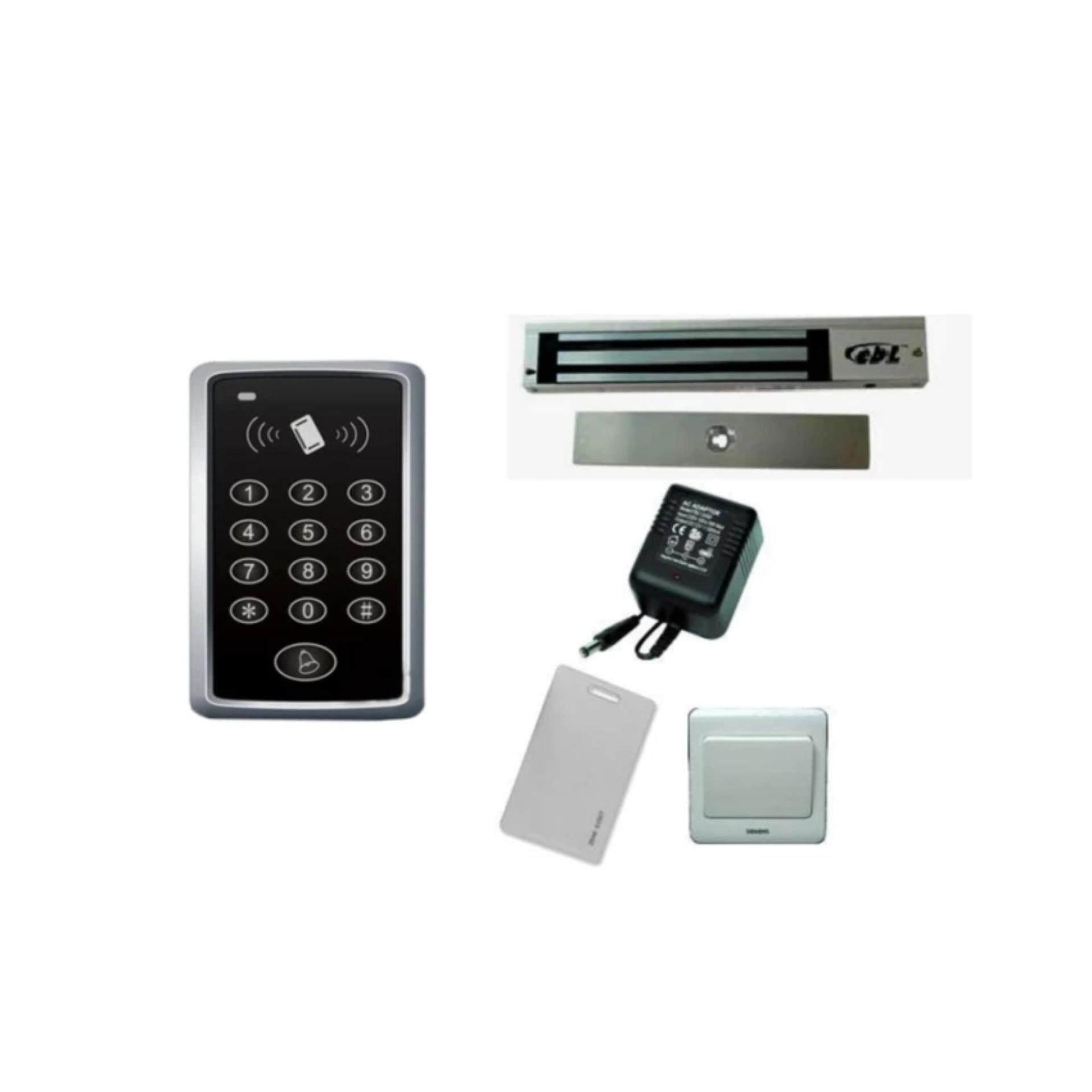 RFID DOOR ACCESS CARD SYSTEM DOOR LOCK + 8 YEARS WARRANTY