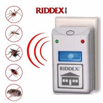 Riddex Pest Repelling Aid Electronic House/Roaches/Ants/Mouse