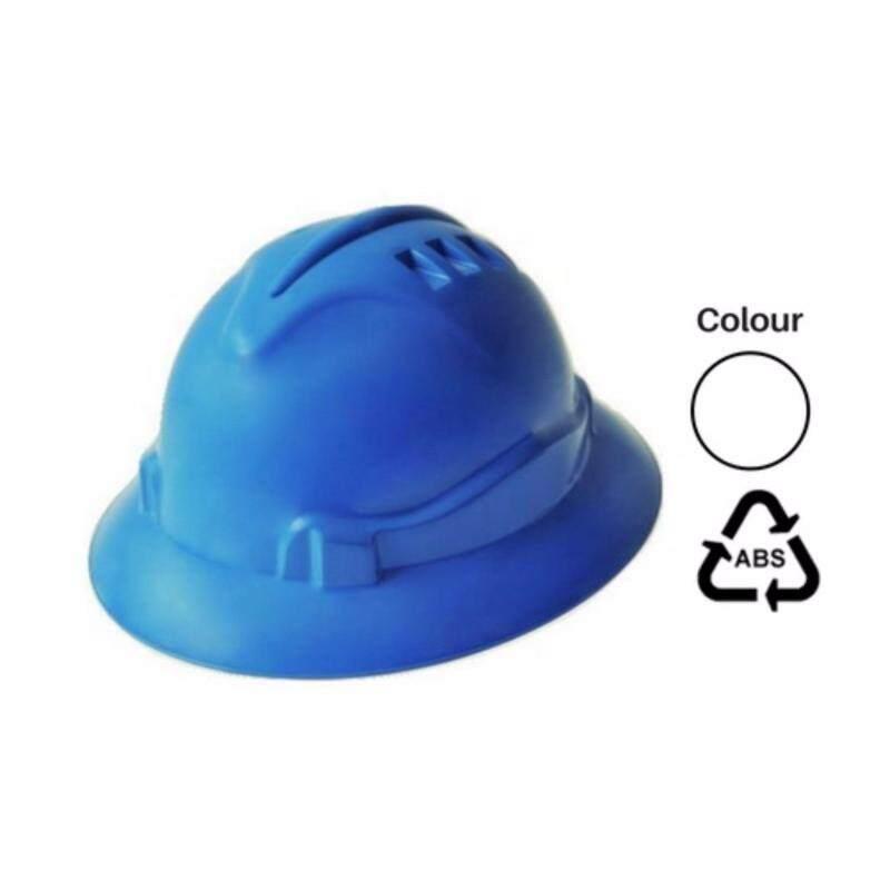 Safety Helmet Advanrim Full Brim Helmet